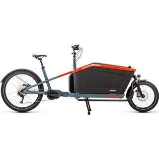 Cube Cargo Sport Hybrid blue´n´red 2021