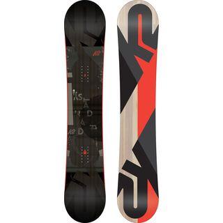 K2 Standard 2018 - Snowboard