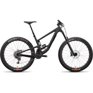 Santa Cruz Megatower CC X01 Coil Reserve 2020, black - Mountainbike