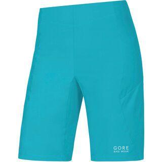 Gore Bike Wear Power Trail Lady Shorts, scuba blue - Radhose