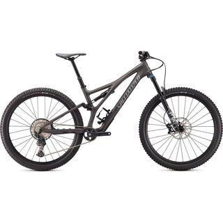Specialized Stumpjumper Comp 2021, smoke/grey/carbon - Mountainbike