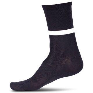 Cube Socke Blackline High Cut black