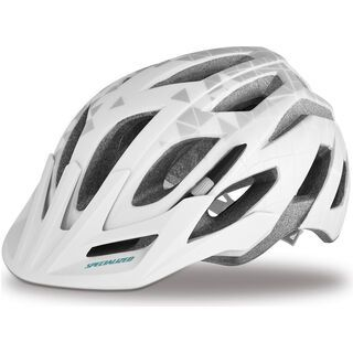 Specialized Women's Andorra, White/Emerald - Fahrradhelm