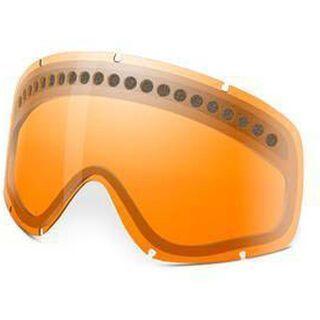 Oakley XS O Frame Lens, Persimmon - Wechselscheibe