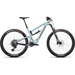 Santa Cruz Hightower LT C S 2019, blue/gold - Mountainbike