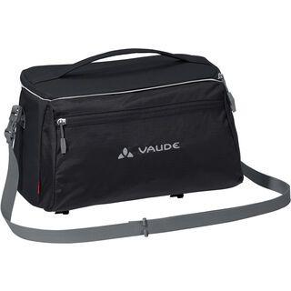 Vaude Road Master Shopper, black uni - Gepäckträgertasche