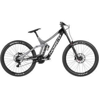 Norco Aurum C 7 2018, black/silver - Mountainbike