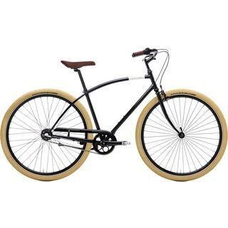 Creme Cycles Glider 2015, black - Cruiser