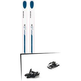 Set: Kästle TX90 2019 + Marker Alpinist 12 Long Travel black/titanium