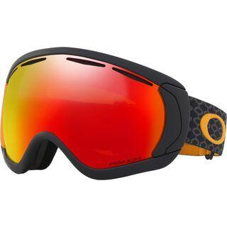 Oakley Canopy Aksel Lund Signature Prizm, black orange/Lens: prizm snow torch iridium - Skibrille