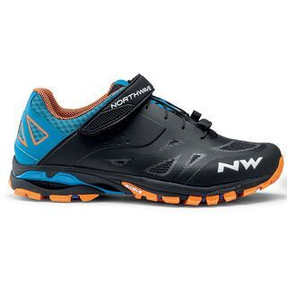 Northwave Spider 2 black/blue/orange