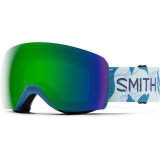 Smith Skyline XL - ChromaPop Sun Green Mir b4bc