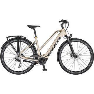 Scott Sub Tour eRide 10 Lady 2020, gold - E-Bike
