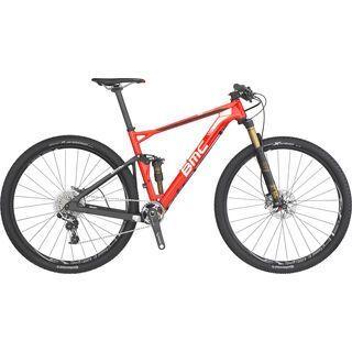 BMC Fourstroke 01 XX1 2016, red - Mountainbike
