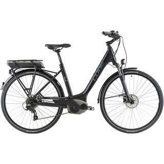 Cube Town Hybrid Easy Entry 2014, black/white - E-Bike