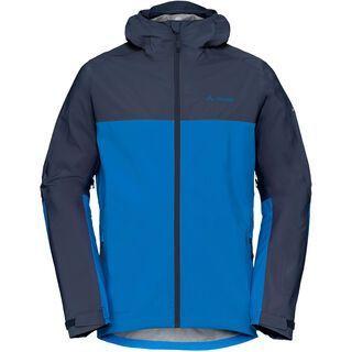 Vaude Men's Moab Rain Jacket, radiate blue - Radjacke