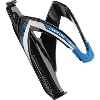 Elite Custom Race, schwarz/blau - Flaschenhalter