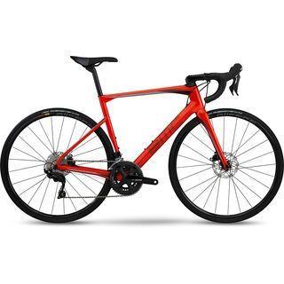 BMC Roadmachine 02 Three 2019, super red - Rennrad