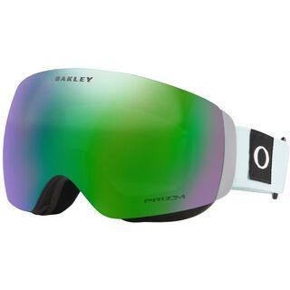 Oakley Flight Deck XM Prizm, blockedout jasmine/Lens: jade iridium - Skibrille