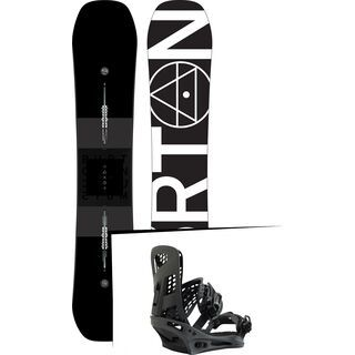 Set: Burton Custom X Flying V 2019 +  Genesis X (2218318S)