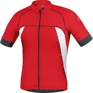 Gore Bike Wear Alp-X Pro Trikot, red white - Radtrikot