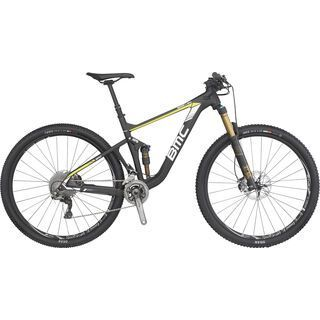 BMC Speedfox 01 XTR 2016, black/yellow - Mountainbike