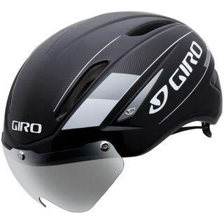 Giro Air Attack Shield, black/silver - Fahrradhelm