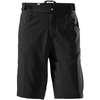 Cube Motion Shorts, schwarz - Radhose