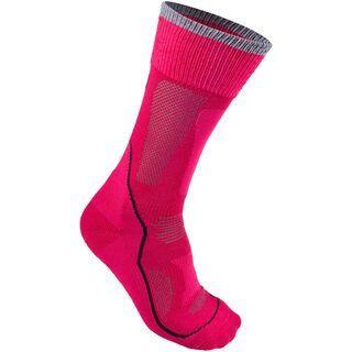 Ortovox Socks Trekking Women, very berry - Socken