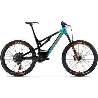 Rocky Mountain Altitude Powerplay Alloy 70 2019, turquoise/black/orange - E-Bike