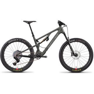 Santa Cruz 5010 CC XX1 Reserve 2020, grey - Mountainbike