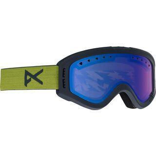 Anon Tracker, yellow/Lens: blue amber - Skibrille