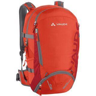 Vaude Gravit 25+5, glowing red - Fahrradrucksack