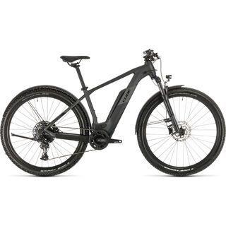 *** 2. Wahl *** Cube Reaction Hybrid Pro Allroad 29 2020, iridium´n´black - E-Bike | Größe 21 Zoll