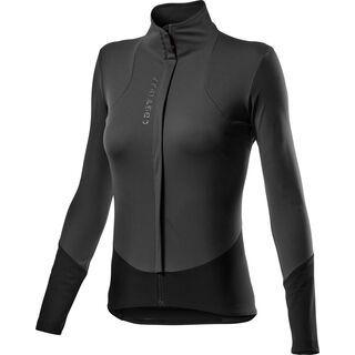 Castelli Beta RoS W Jacket dark gray black