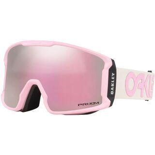Oakley Line Miner XM Prizm Factory Pilot Progression, Lens: hi pink iridium - Skibrille