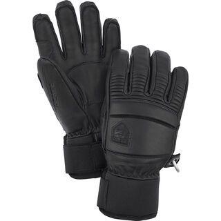 Hestra Leather Fall Line 5 Finger black