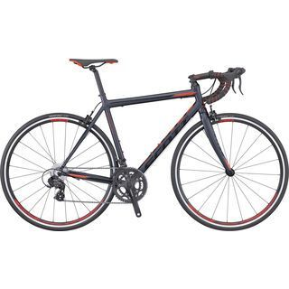 Scott Speedster 60 2016, anthracite/black/red - Rennrad