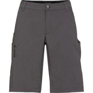 Vaude Women's Krusa Shorts, iron - Radhose