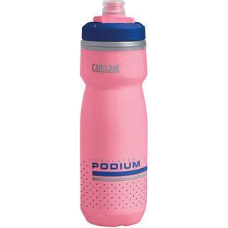 Camelbak Podium Chill - 620 ml, pink/ultramarine - Trinkflasche