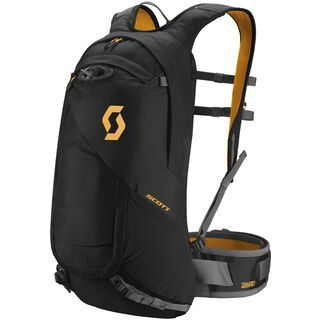 Scott Trail Protect FR' 12 Pack, black/orange - Fahrradrucksack