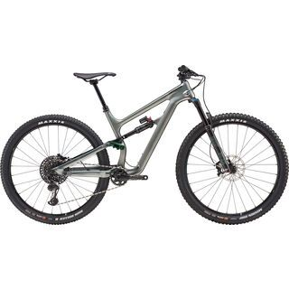 Cannondale Habit Carbon 2 2019, sage gray - Mountainbike