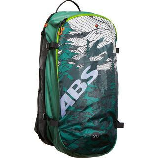 ABS s.Light Compact 30 XV Limited Edition, green - ABS Zip-On