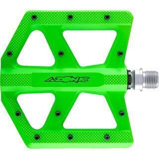 Azonic Kamikaze RL Pedal neon green