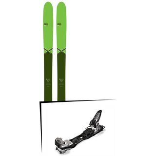 DPS Skis Set: Wailer 99 Pure3 Special Edition 2016 + Marker Baron EPF 13