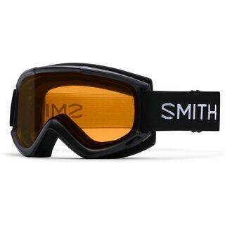 Smith Cascade Classic, black/gold sol-x mirror - Skibrille