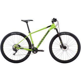 Cannondale Trail 1 29 2018, acid green - Mountainbike