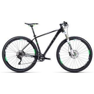 Cube LTD SL 29 2x10 2015, blackline - Mountainbike