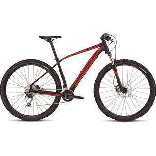 Specialized Rockhopper Expert 29 2016, black/red - Mountainbike