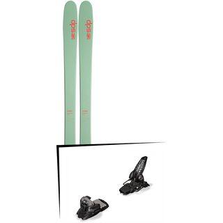 DPS Skis Set: Cassiar 95 Hybrid T2 2016 + Marker Griffon 13
